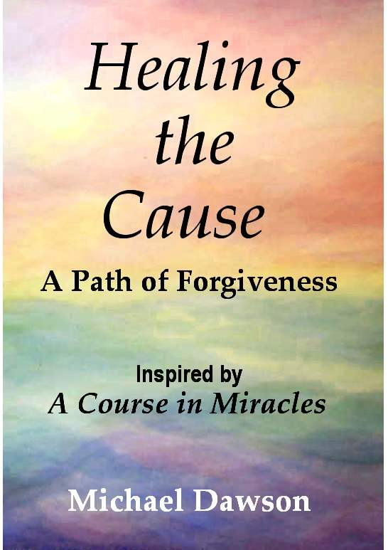 Healing the Cause book cover